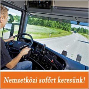 Nemzetközi sofőr – Bábolna / Dunaharaszti