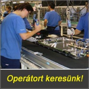 Operátor – Jászberény